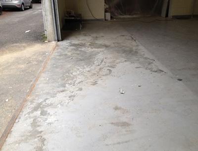 Levigatura e lucidatura pavimento in cemento
